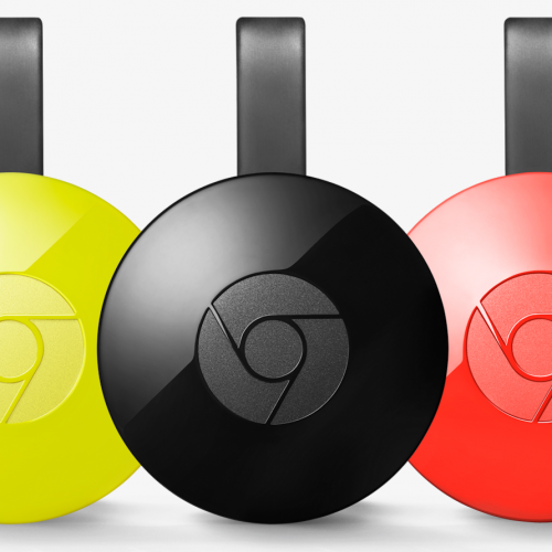 Grab a $10 Google Play Store coupon with any purchase of a Chromecast