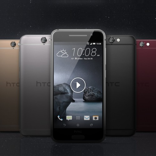 HTC unveils the One A9, a premium package for $399