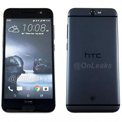HTC One A9 photos leak