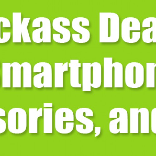 Kickass deals on smartphones, accessories, and more (October 23)