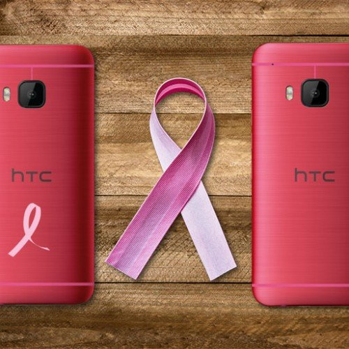 HTC offering a great deal to show support for Breast Cancer Awareness