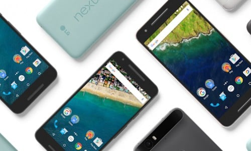 Grab the official Nexus 5X and Nexus 6P wallpapers here
