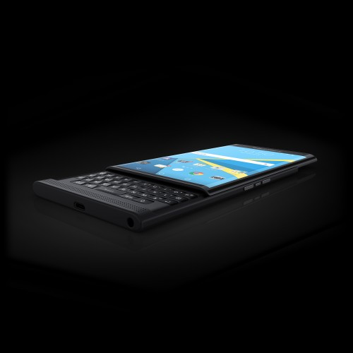 Official BlackBerry Priv page popped up, specs outted