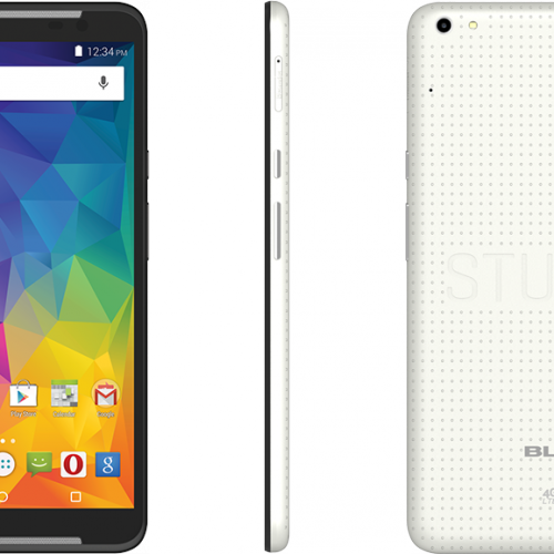 Blu Products debuts a huge 7-inch unlocked smartphone