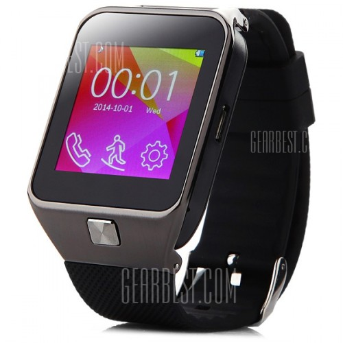 Check out these full featured GSM smartwatches for less than $35 at Gearbest.com