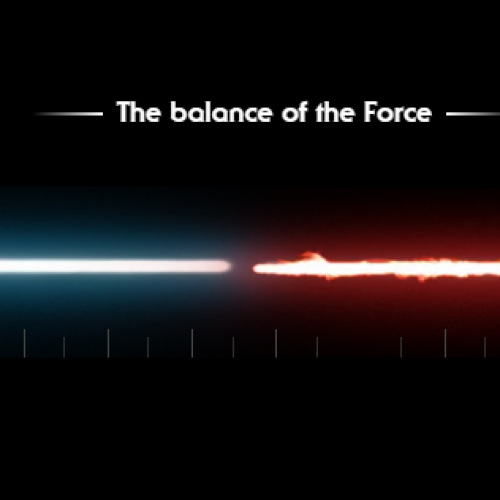 Theme all of the Google things in preparation for Star Wars: The Force Awakens