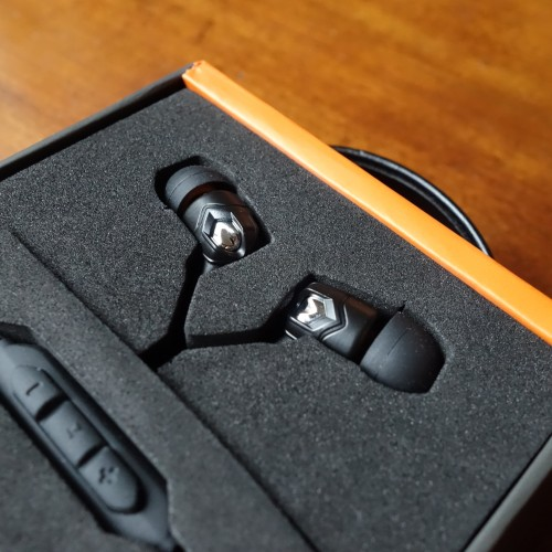V-Moda Zn in-ear headphones review: Zinc metal shows its beauty inside and out