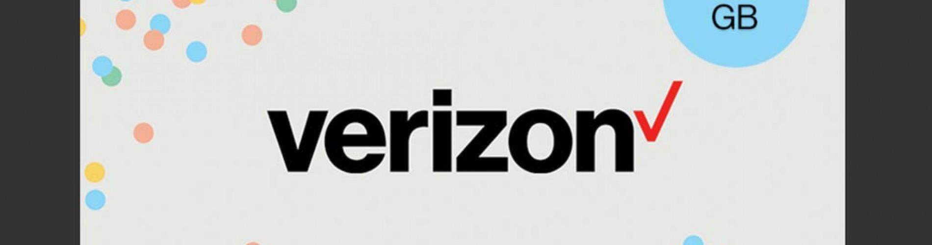Verizon customers can gift data data this holiday season