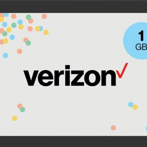 Verizon customers can gift data this holiday season