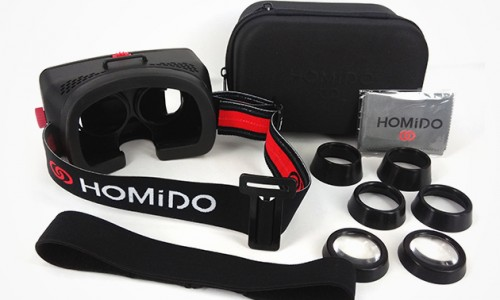 [Deal] Dive into the world of Virtual Reality with the Homido VR Headset