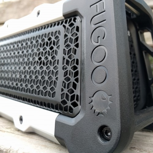 Fugoo Tough XL: Rugged, waterproof, dust proof, power bank and loaded with 8 speakers
