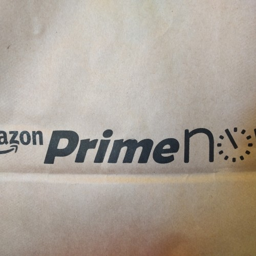 Amazon Prime Now. Skip the trip, one hour delivery. (app and service review)