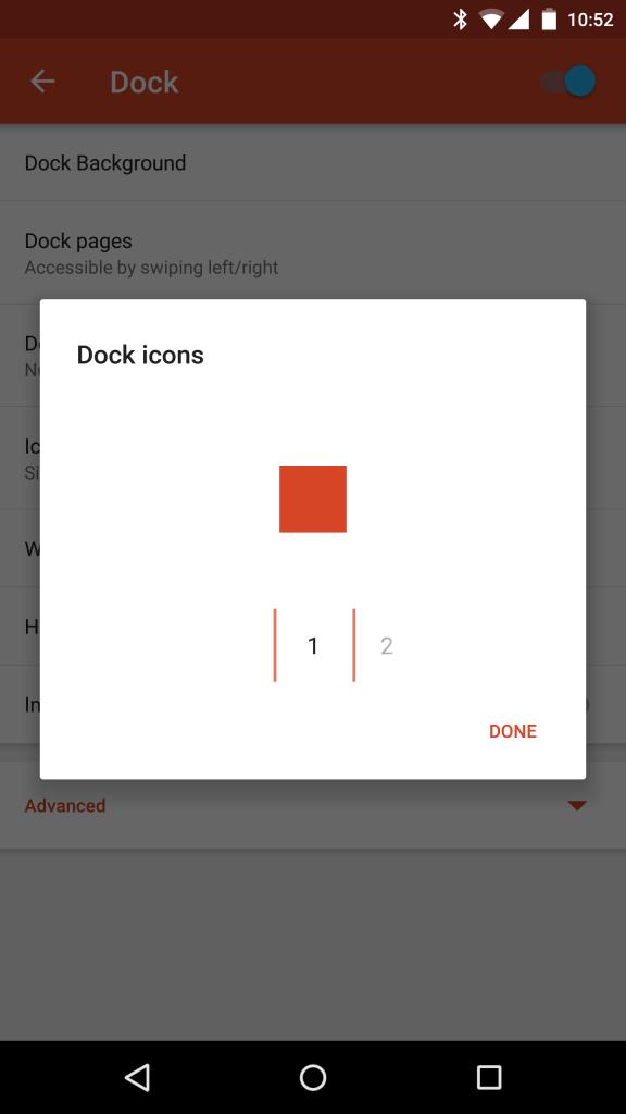 Nova Launcher Dock Image 5