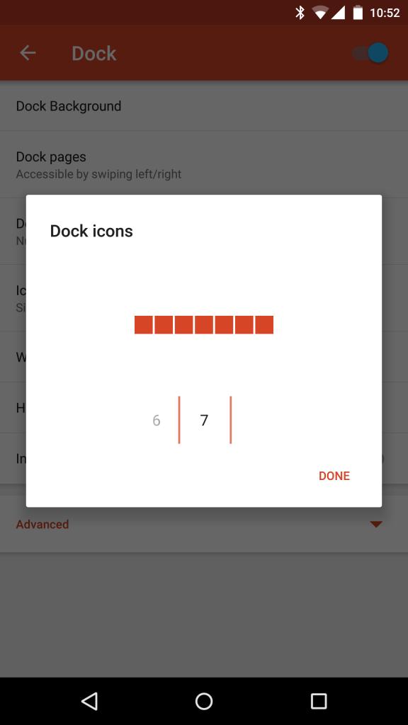 Nova Launcher Dock Image 6