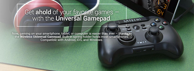 Satechi Bluetooth Universal Controller