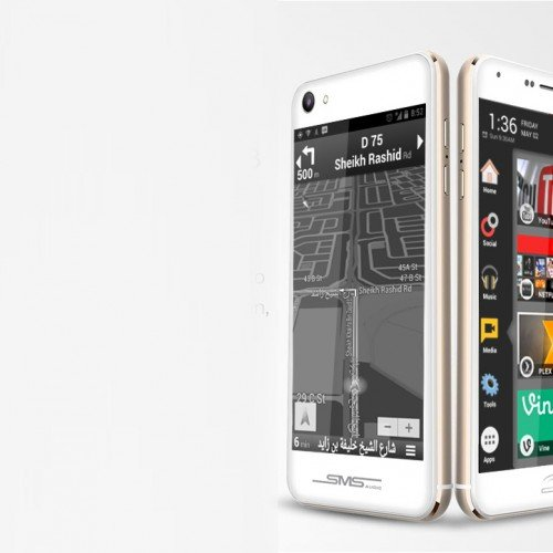The Siam 7X is focused on the next smartphone innovation