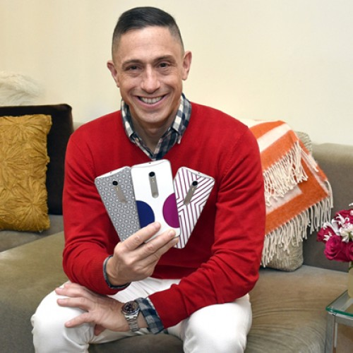 Motorola partners with Jonathan Adler for limited-edition Moto X Pure collection