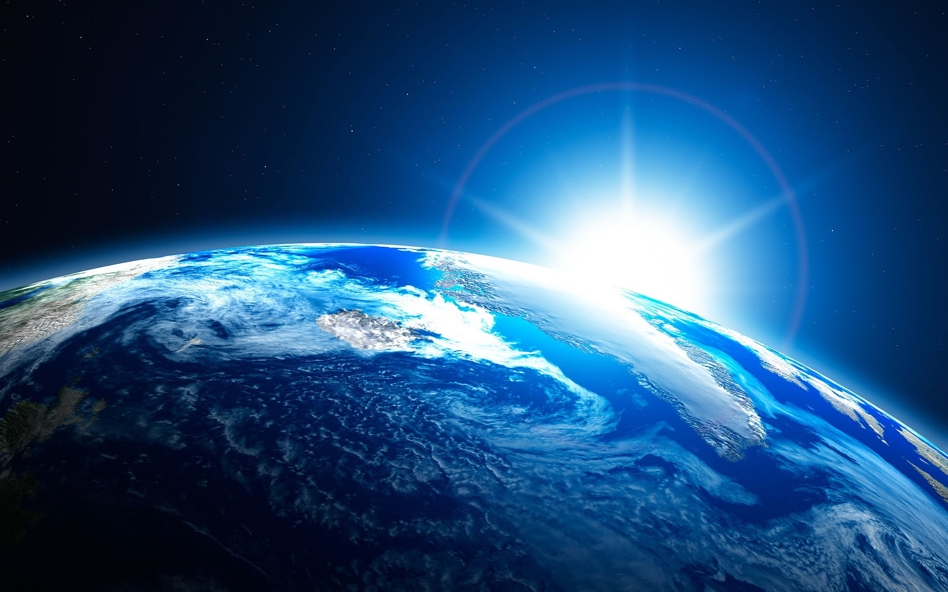 30 Gorgeous HD wallpapers of planet Earth