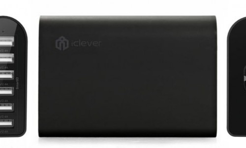 Charge everything at once with an iClever 6-Port USB Desktop Rapid Charger: Review