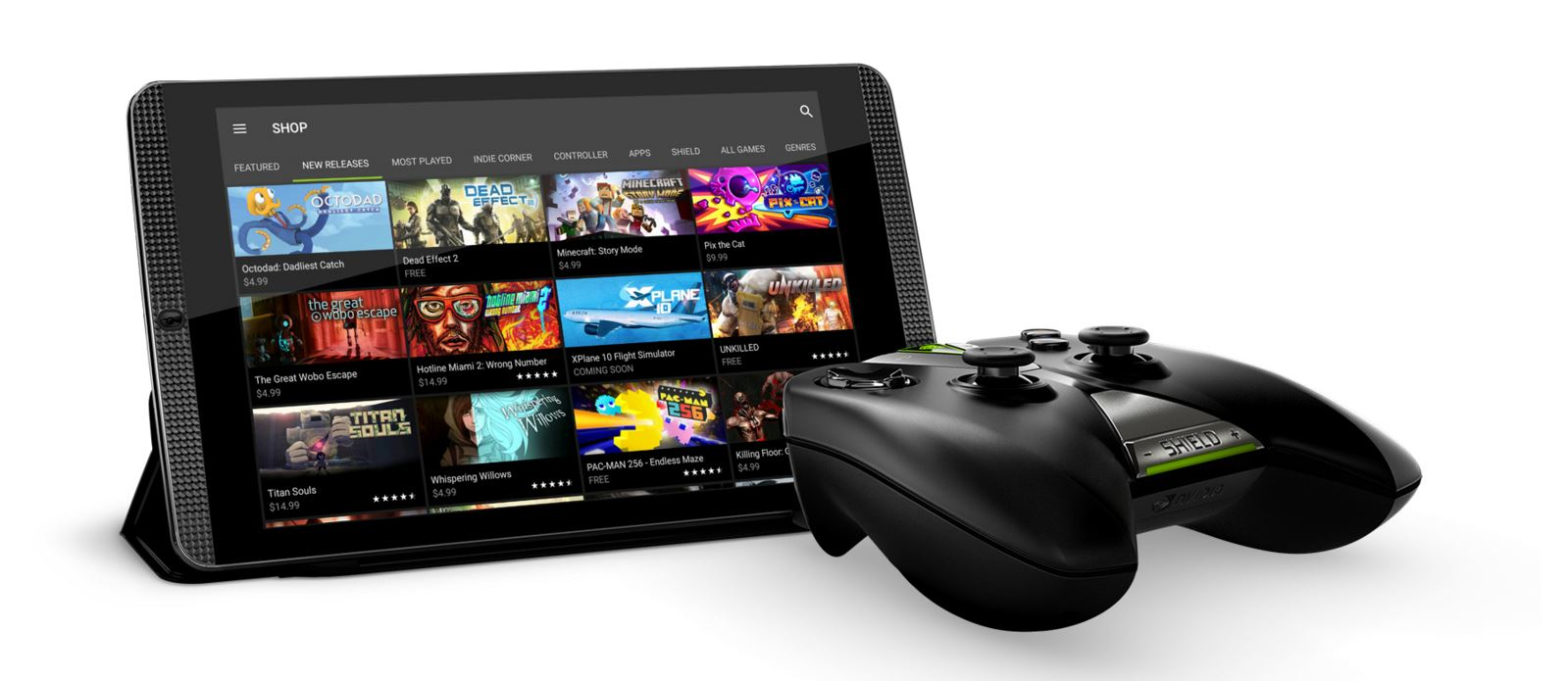 NVIDIA SHIELD K1: The ultimate tablet for gamers is ...