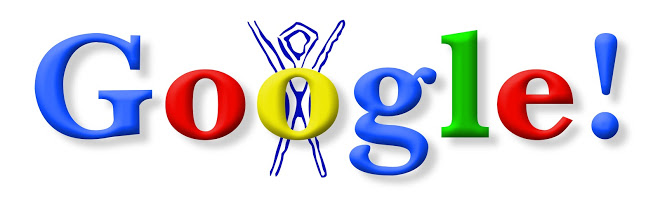 Google's first Doodle August 30, 1998.
