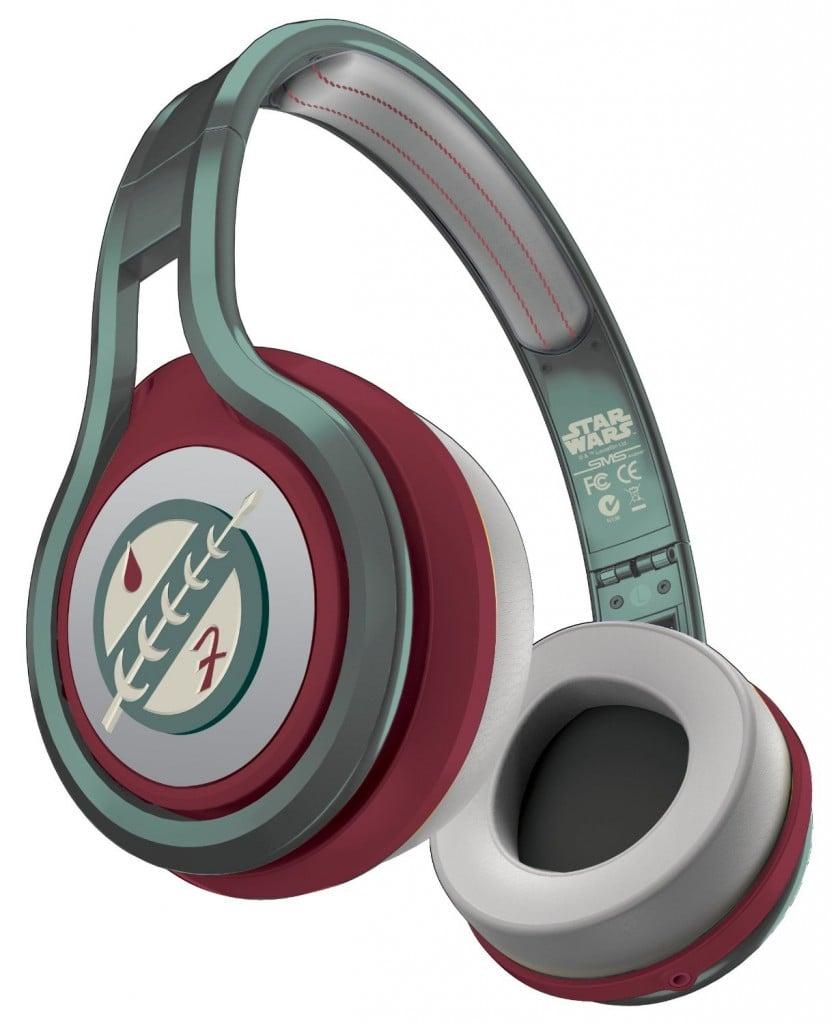 Boba Fett Headphones