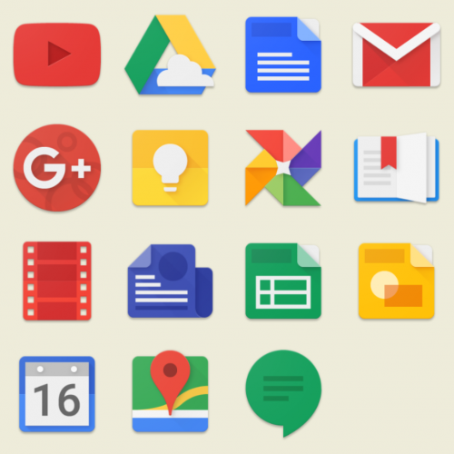 Get this look: CandyCons – Icon Pack