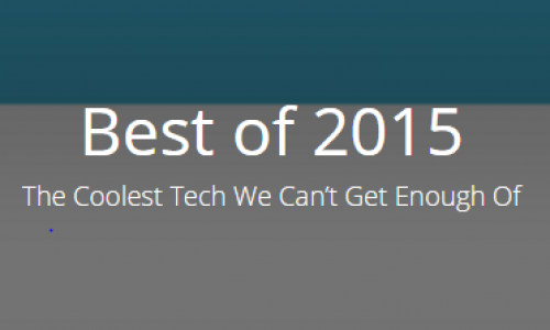 [Deal] Kick off 2016 by saving 10% off using the code 'BESTOF2015'