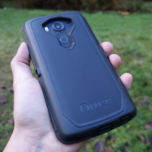 Otterbox Defender LG V10 case review