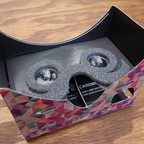POP! CARDBOARD 2.5 review: a superb Google Cardboard variant