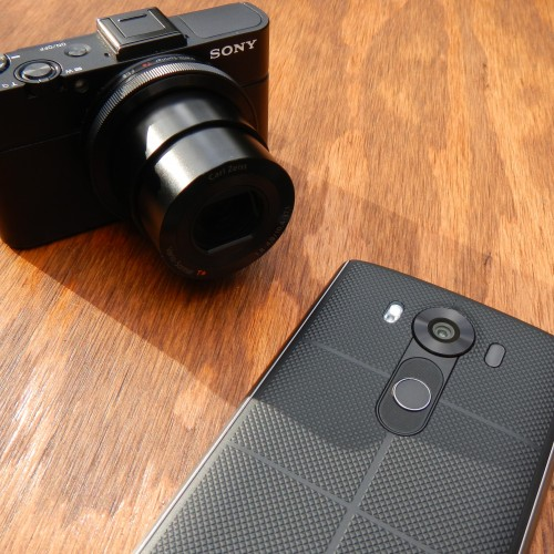 Camera Shootout (Round 2): LG V10 vs Sony RX100
