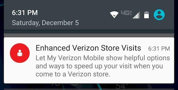 Droid Turbo 2 My Verizon Ad