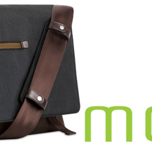 Moshi's Aerio Messenger bag may be the ultimate tech bag (Review)