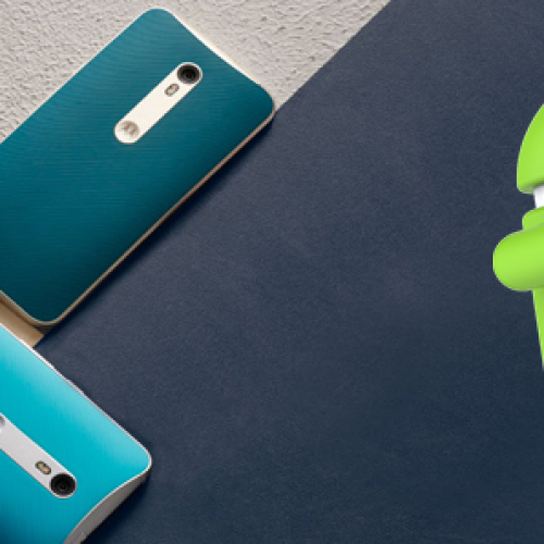 Motorola rolls out Marshmallow for Moto X Pure, other select devices