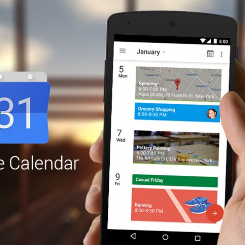 Reminders join Google Calendar to further help us stay on top of things