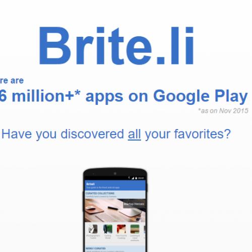 Briteli App Review: Your professional content curator