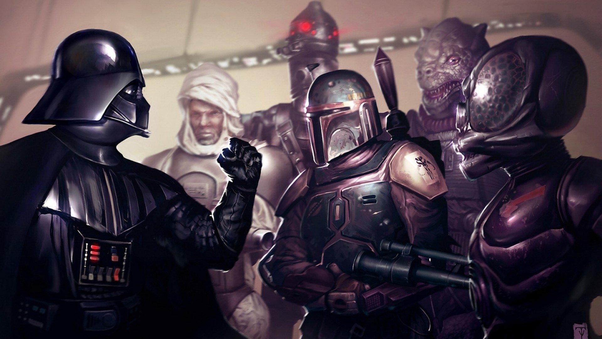 Star Wars Fan Art 9