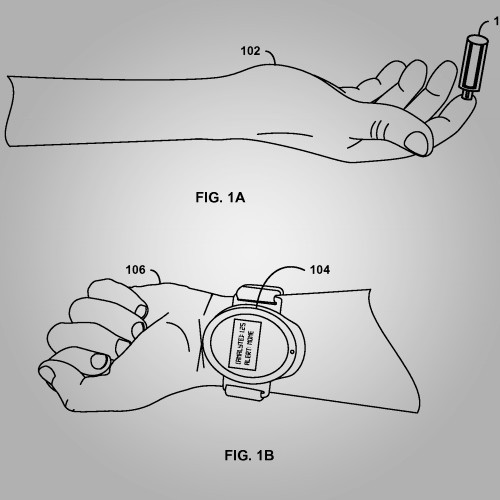 Google's new smartwatch could draw your blood without needles