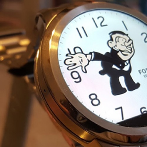 Fossil Q Founder review: Maybe next time