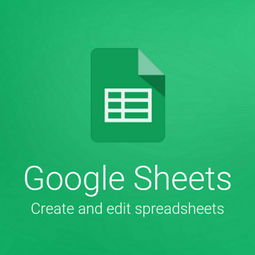 Get started with the Google Sheets app