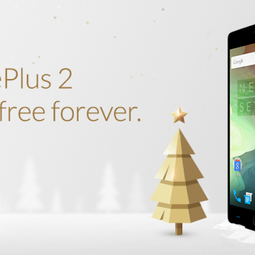OnePlus 2 purchasable without an invite starting Dec. 5th