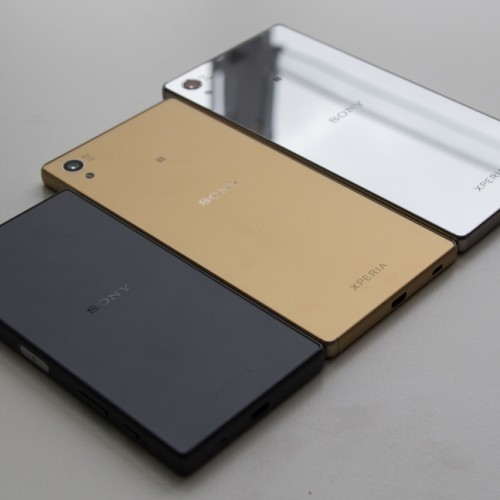Sony announces its plans for the Xperia Z5 and Z5 compact in the US