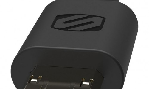 Scosche Strikedrive EZTIP reversible micro-USB car charger: review