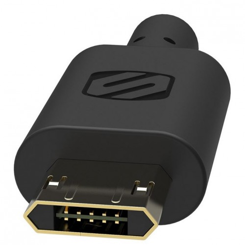 Scosche Strikedrive EZTIP reversible micro-USB car charger: review