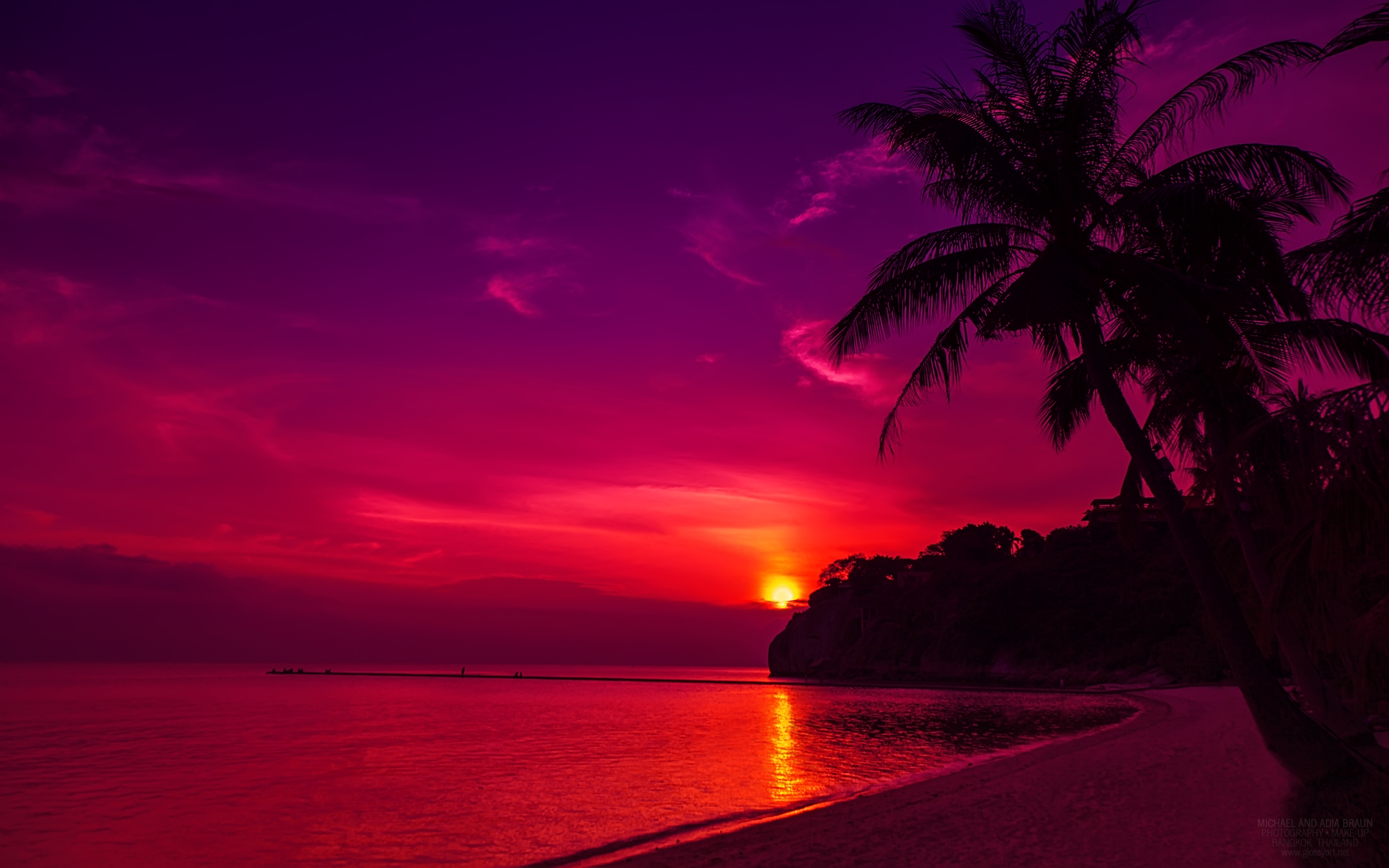 bing desktop wallpaper sunset - photo #8