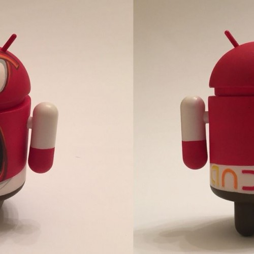 Get a custom 3″ Android from StephensDesignStudio at Etsy