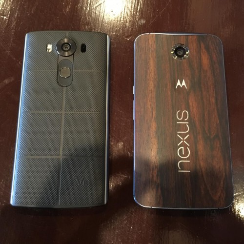 Three phones later, and I'm still thinking about the Nexus 6