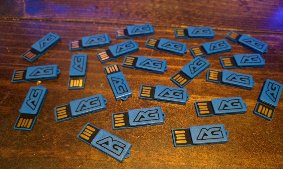 AG Flash Drives