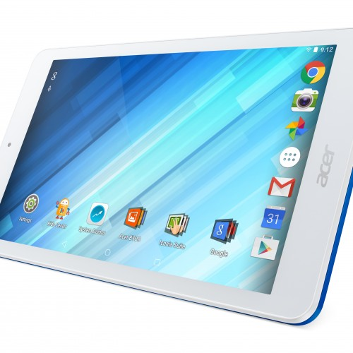 Acer introduces a tablet for the whole family with the Iconia One 8