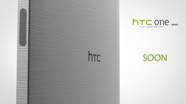 Concept HTC One M10